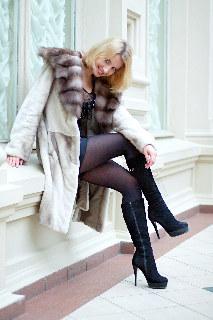 Svetlana, Moscow, GUM
