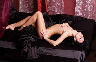 Dasha, sensual and sexual