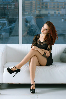 Nastya, official and charming