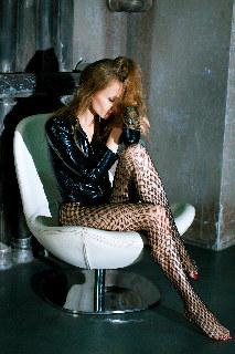 Svetlana, black-n-white comfort