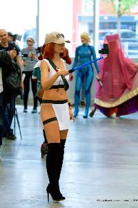 Sexy Jeny Smith // Comic Con Russia 2018