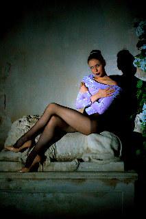 Irina: body is the best work of art