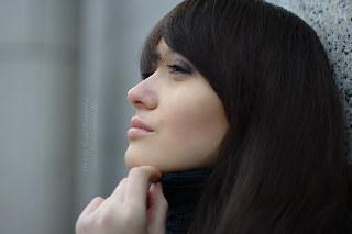 FotoRomantika: Katya on the roof