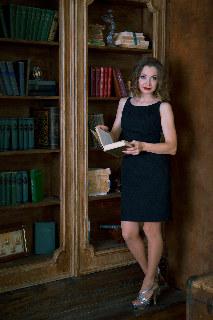Alenka, a busy girl