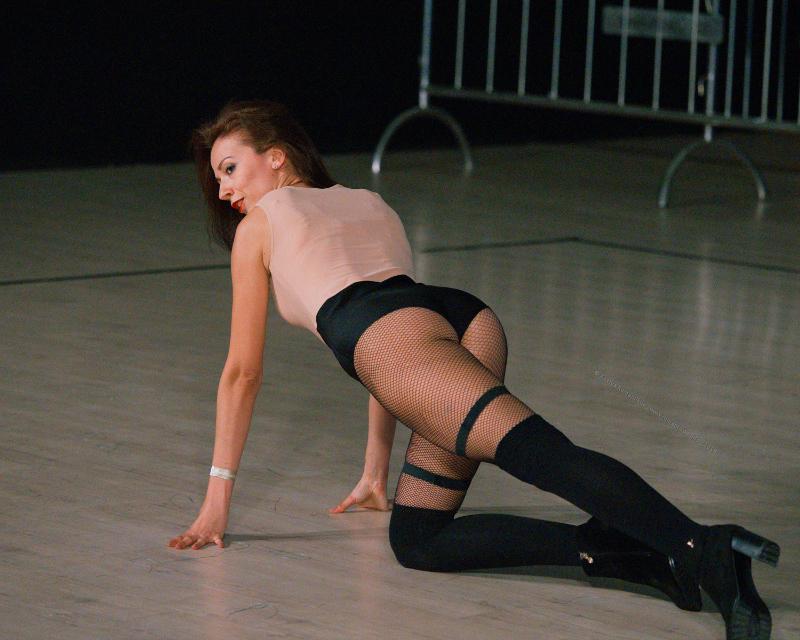 LSD (Lady Style Dance) на XVI Международной Танцевальной Олимпиаде, фотограф Kostya Romantikov