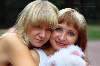 Alenka and Ksu